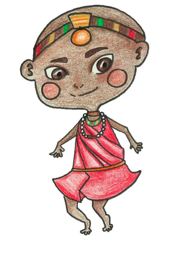 Alkuperäiskansa Maasait ovat Afrikan tunnetuimpia heimoja.