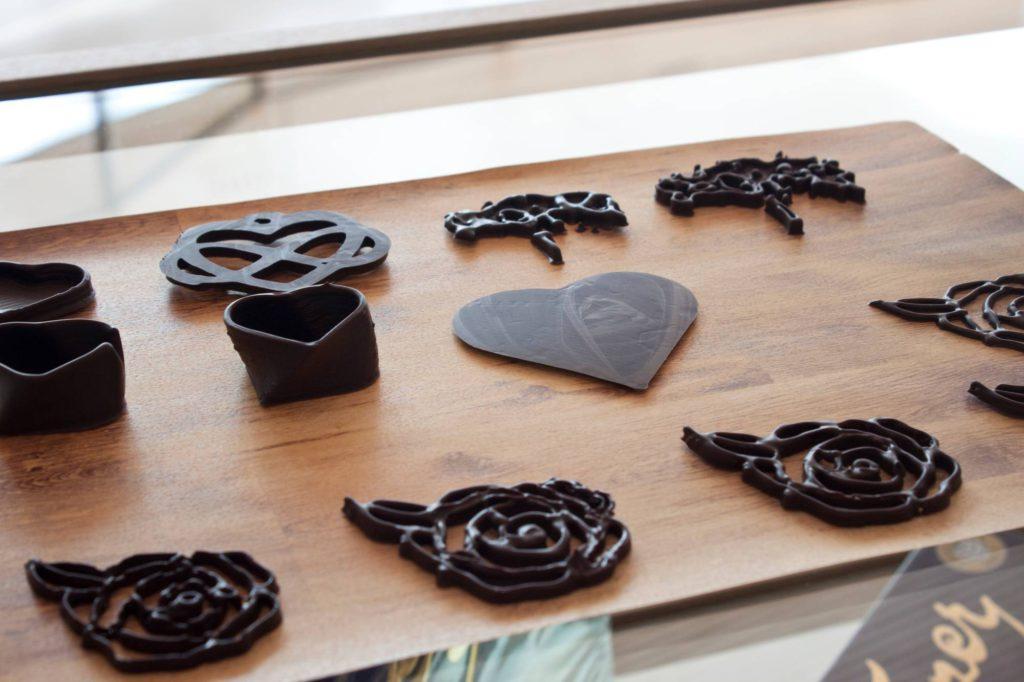 Suklaata voi 3D-tulostaa!