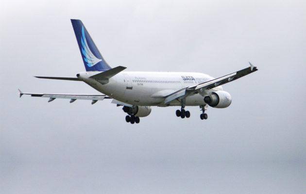 Lentokoneet Ilmassa
