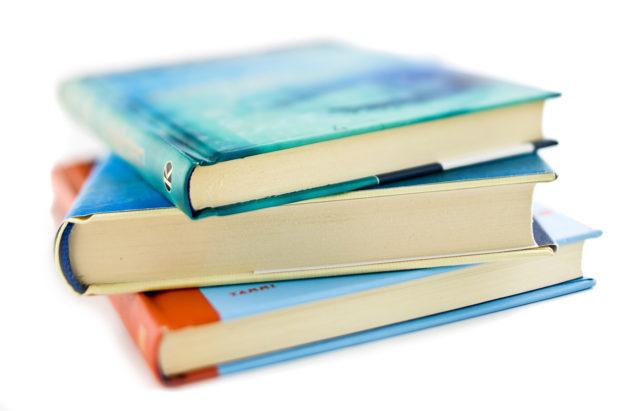 Pile of books, 8/2009 © Jorma Marstio/KUVARYHM€/SKOY