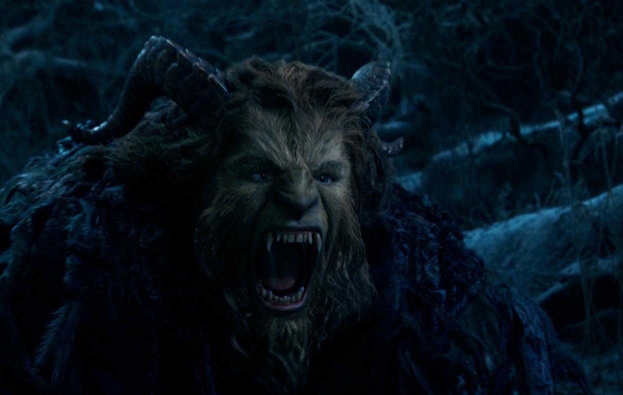 Kaunotar ja hirviö -elokuva