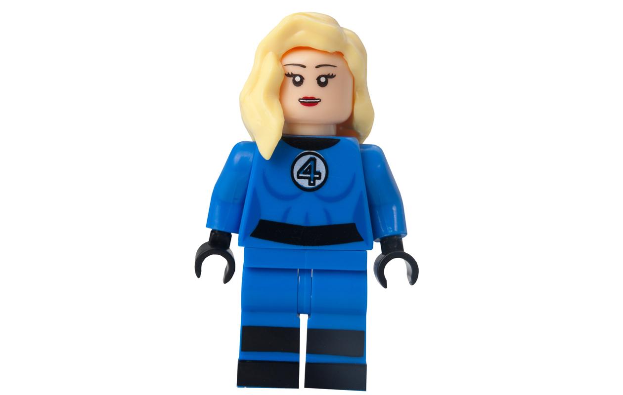 Näkymätön nainen -lego