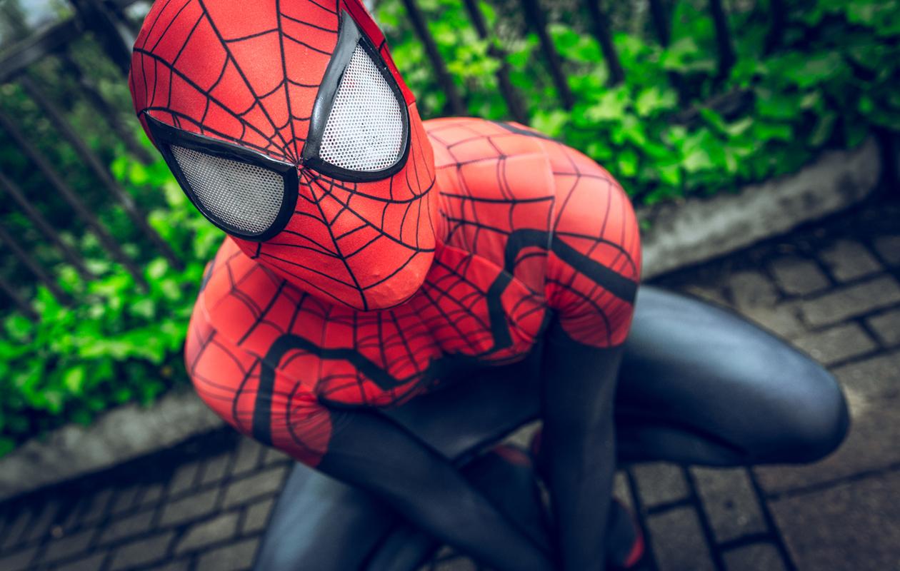 Hämähäkkimies eli Spiderman