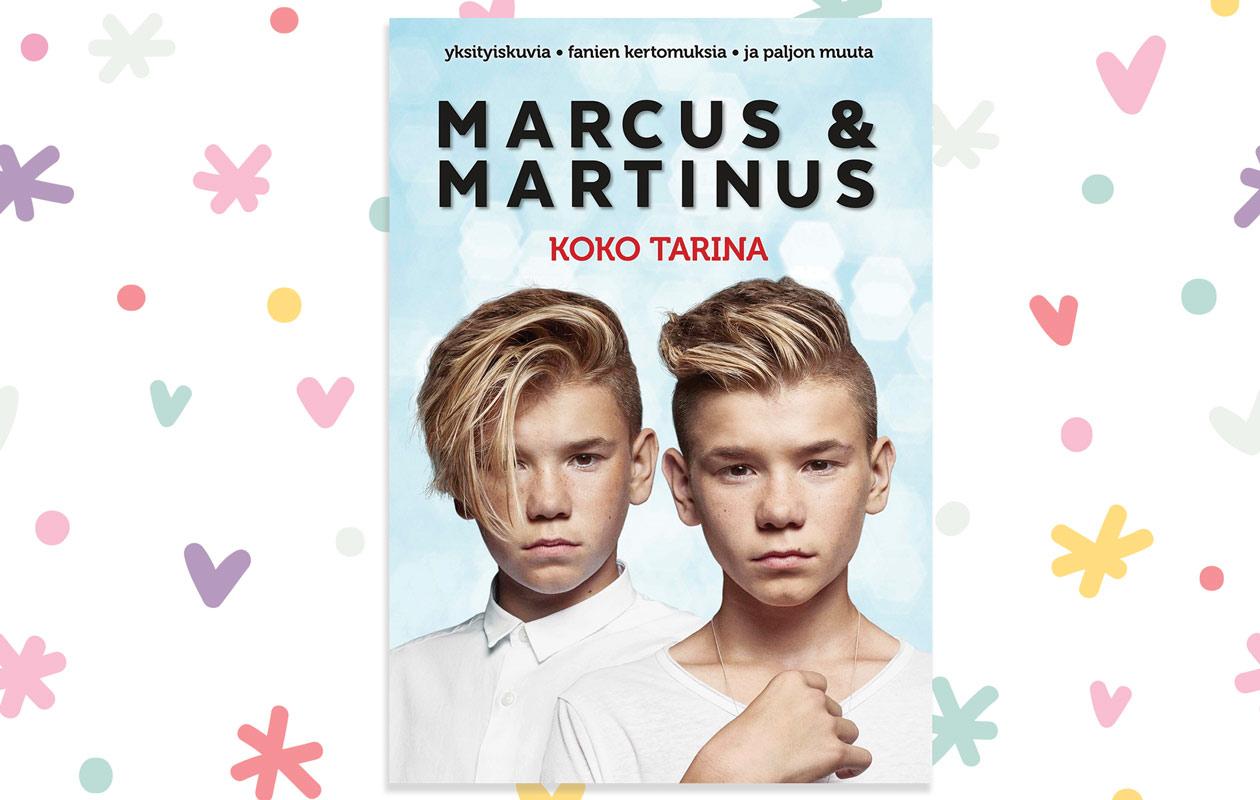 Marcus & Martinus Koko tarina -kirja