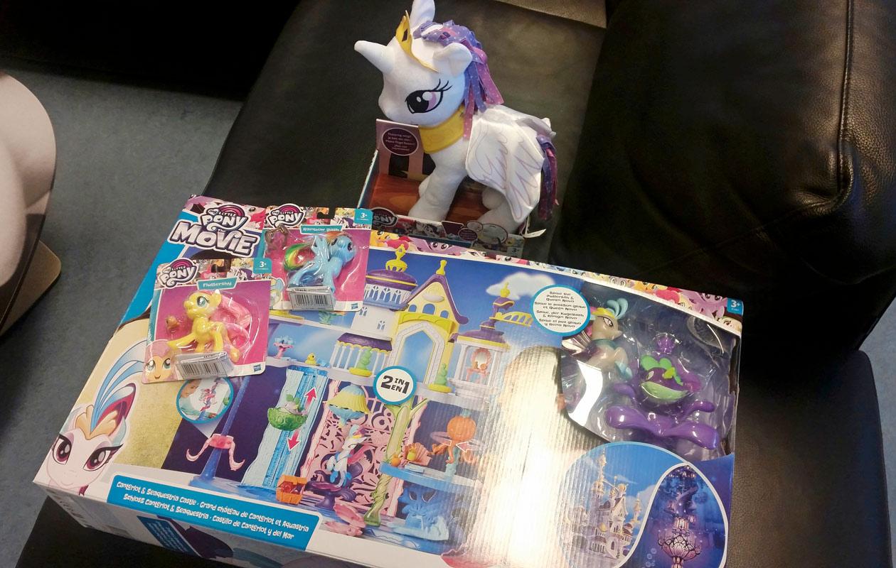 My Little Pony -palkinto