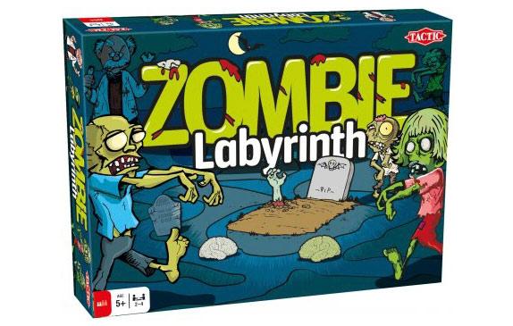 Zombie Labyrinth -peli