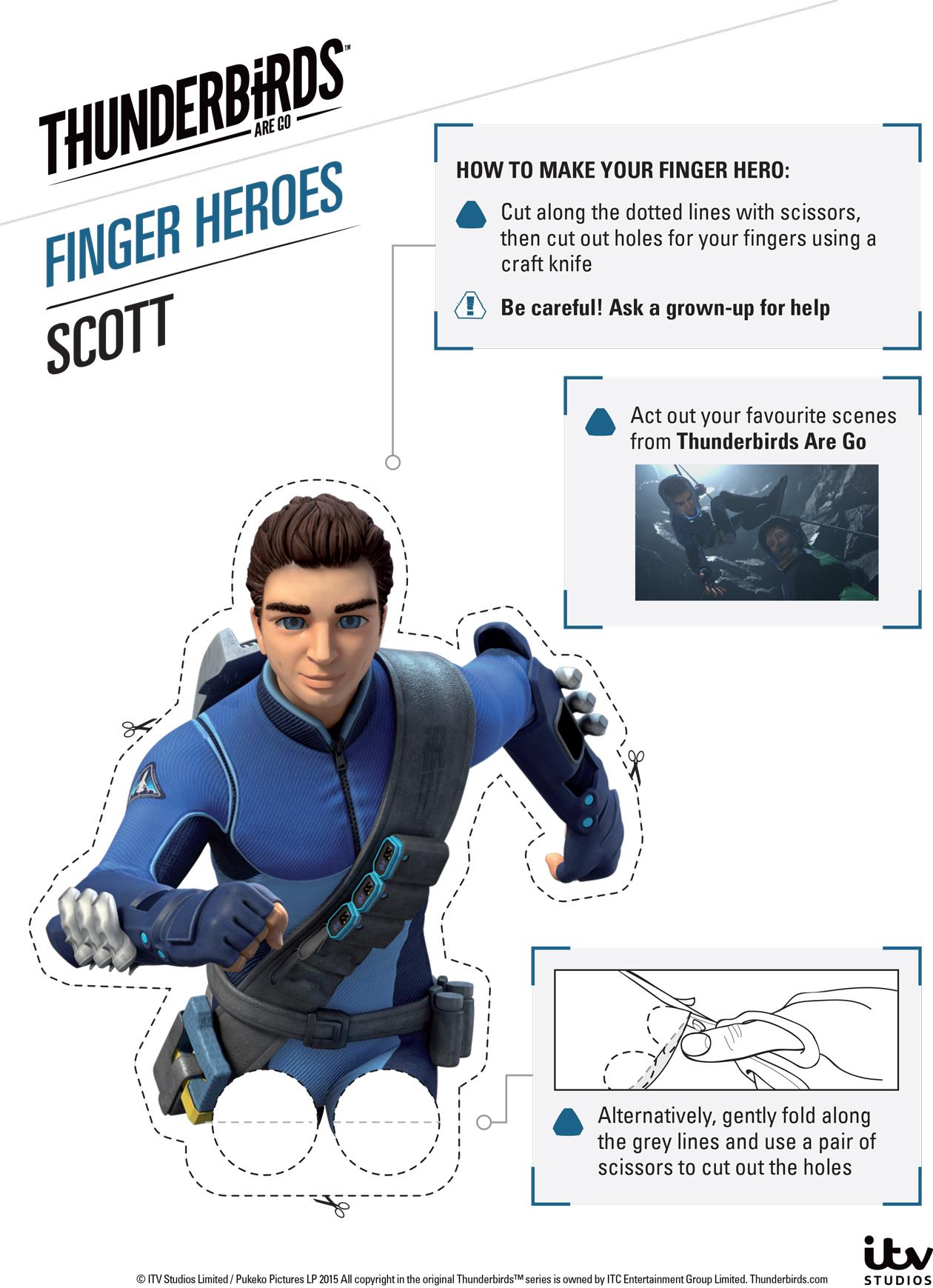 Tunderbird Scott