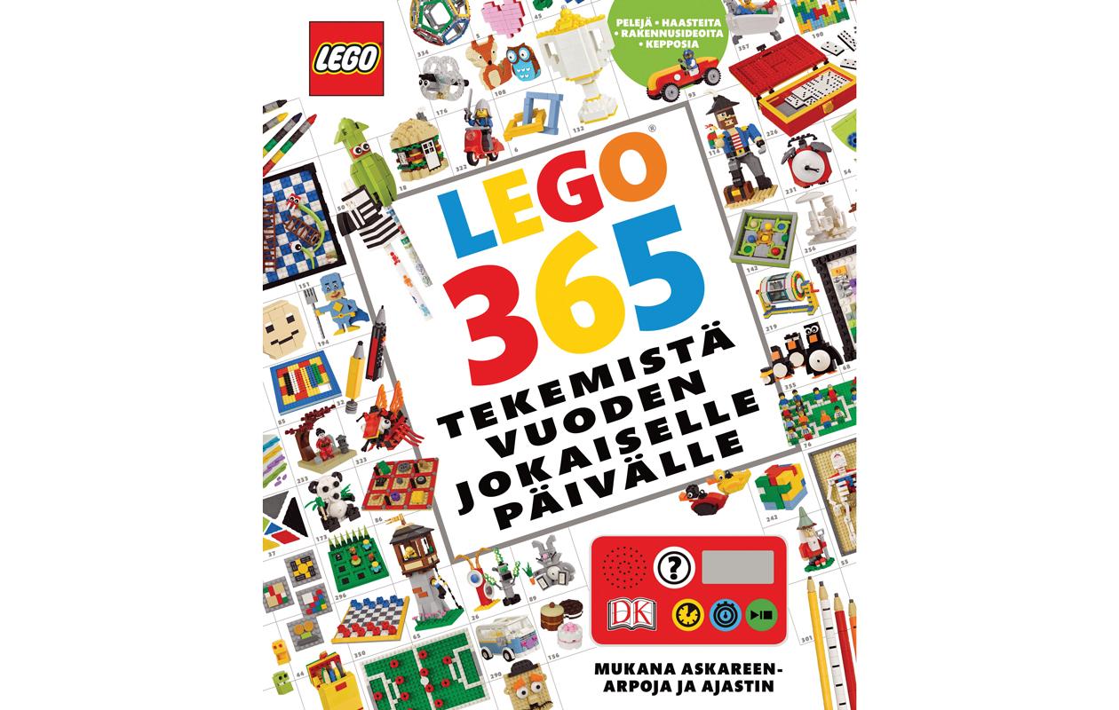 Lego 365 -kirja
