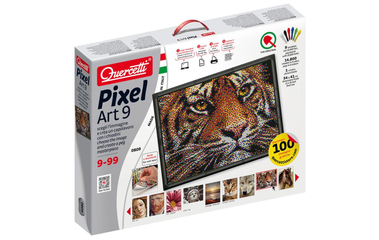 Pixel Art -pakkaus