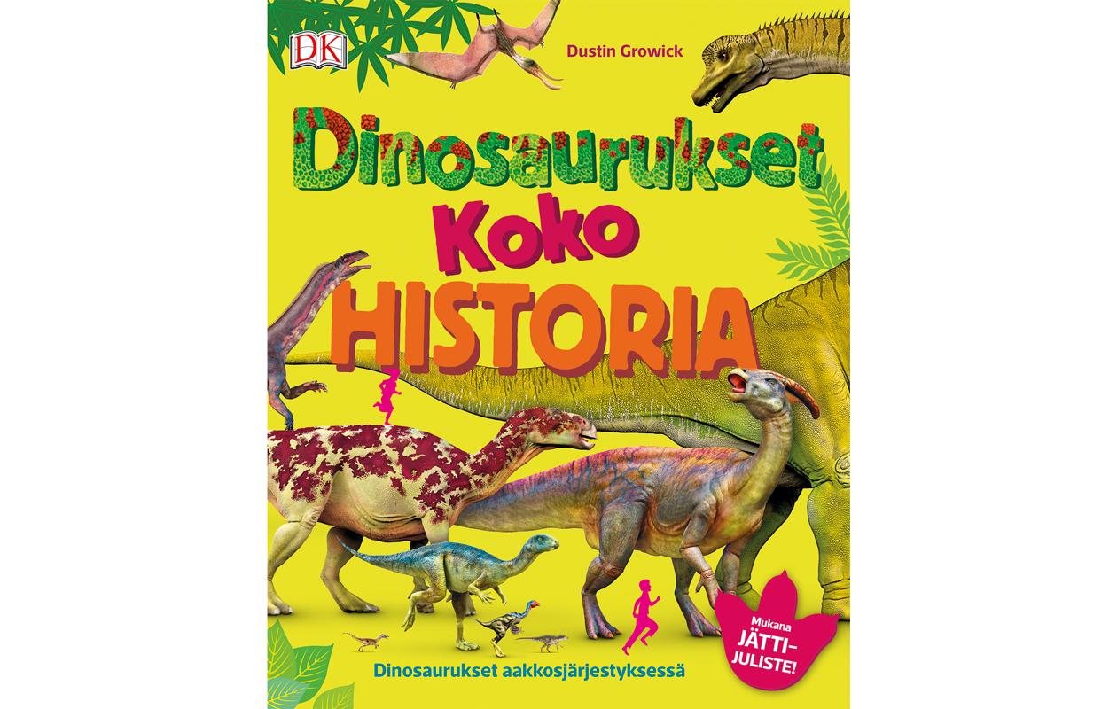 Dinosaurukset-kirjat