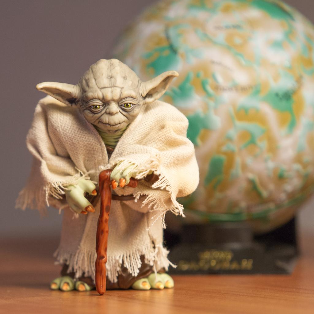 Star Warsin Yoda