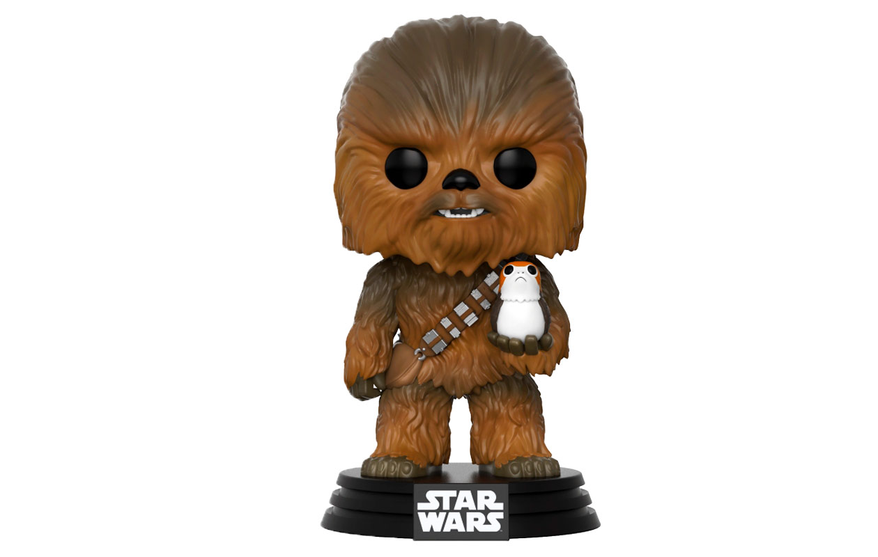 Pop-nukke Chewbacca