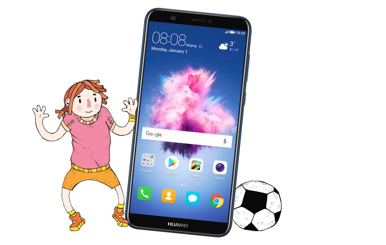 Huawei-puhelin