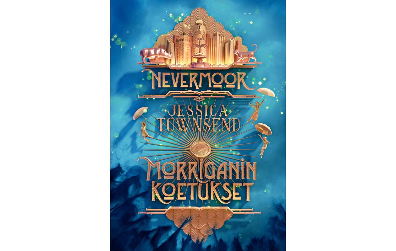 Nevermoor-kirja