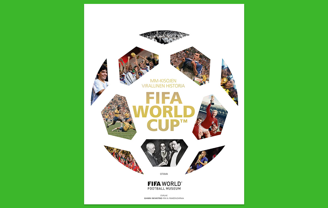 Fifa World Cup -kirja