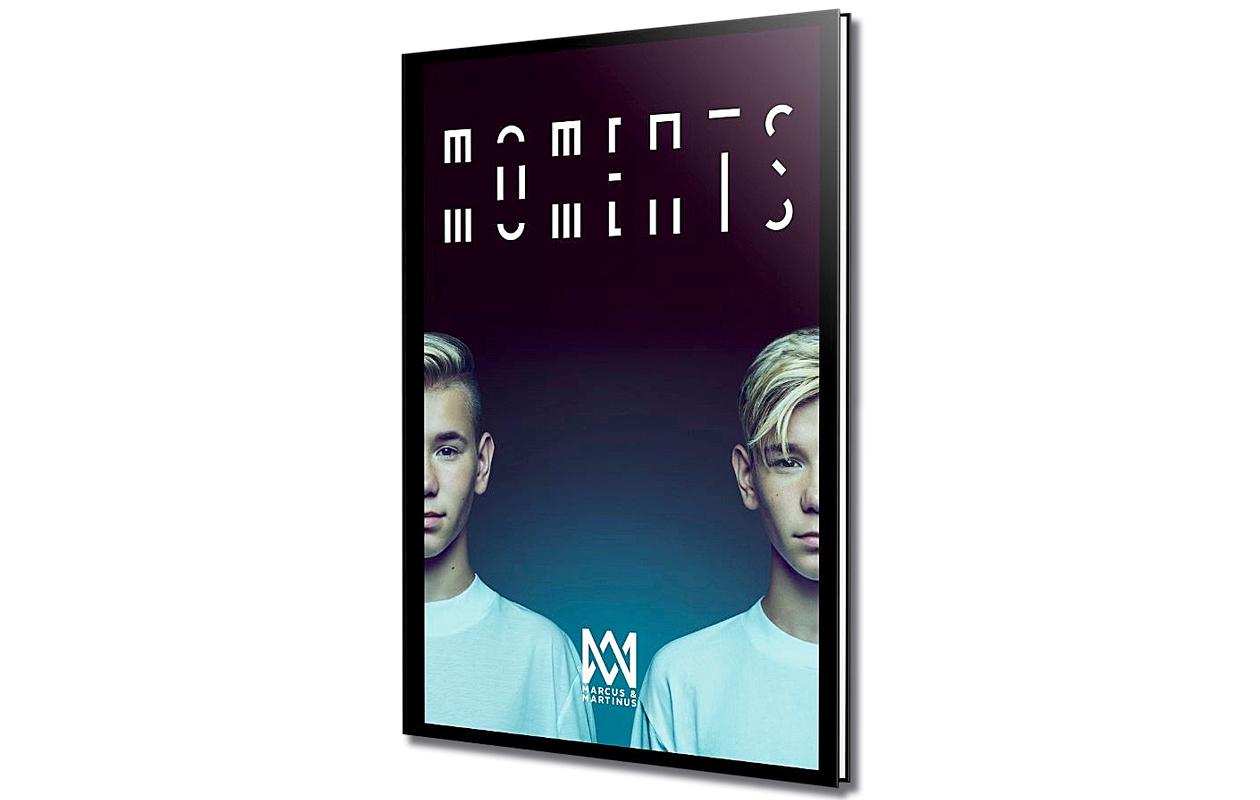 Marcus and Martinus: Moments-albumi