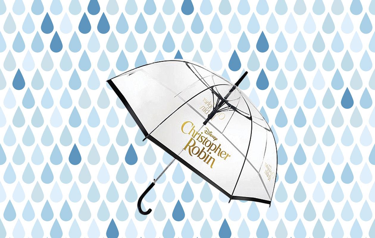 Nalle Puh ja Risto Reipas -sateenvarjo