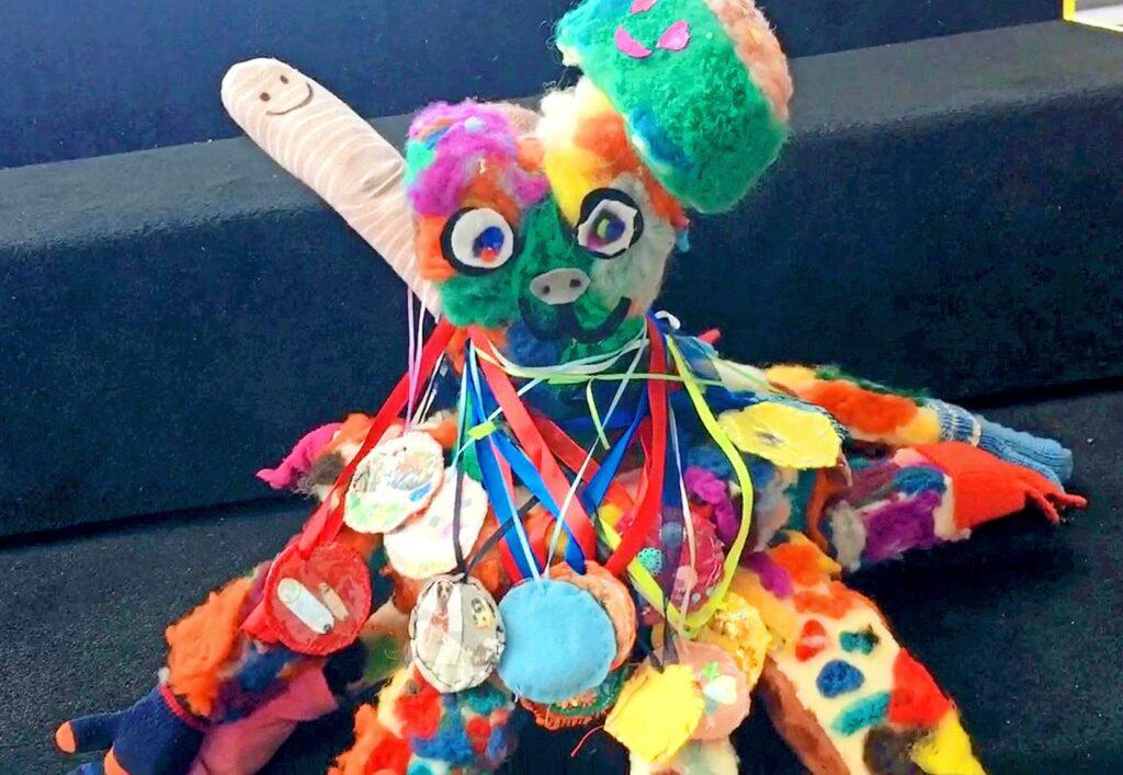 Bubbu-maskotti