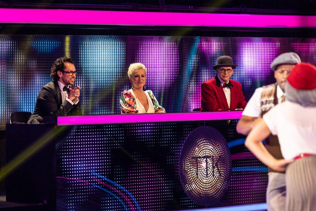 Tanssii tähtien kanssa -ohjelman tuomarit seuraavat esityksiä tarkemmin kuin ketkään muut.